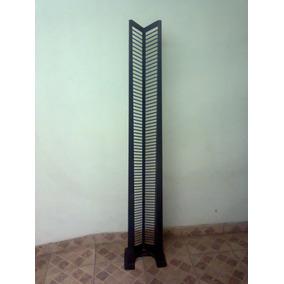 Torre Porta-cds Metálico De Chão 144 Cm -somente Retirada Sp