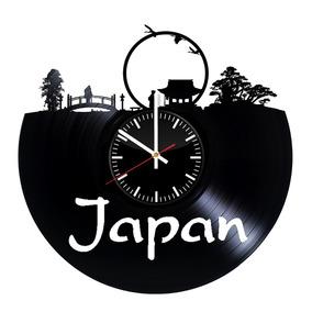 430af1b1cbe Relogio Parede Japao - Relógios no Mercado Livre Brasil
