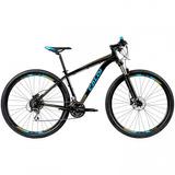 Mountain Bike Caloi Atacama - Aro 29 - 24 Marchas - Preto