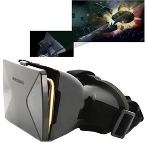 3d Carton Cabeza Plastico Montaje Realidad Virtual Lente