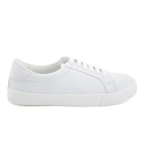 Zapato Escolar Tropicana Para Niña 93109 Blanco [tro591]