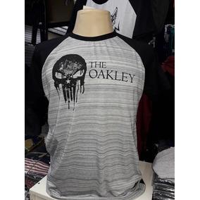 Kit Com 5 Camiseta Camisa Masculina Raglan Oklei e00f2a195a1