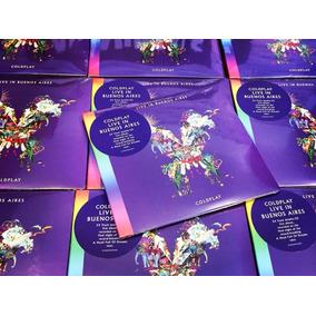 Coldplay Live In Buenos Aires 2 Cd Nuevo Original En Stock