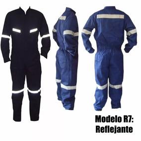 Paquete De 4 Overol De Trabajo Modelo R7 Con Envio