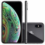 Apple iPhone Xs Max 256gb - Cinza Espacial - Smartphone