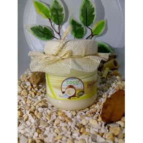 Aceite De Coco Extravirgen Prensado En Frio Organico 250ml