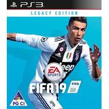 Fifa 19 - Legacy Edition - Playstation 3 Ps3 | Vgm