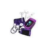 Tensiometro + Saturometro Led + Kit De Enfermería