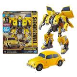 Transformers Bumblebee - Power Charger Bumblebee Energizado