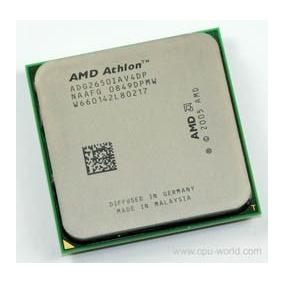Processador Athlon 64 2650e 1.6ghz Am2