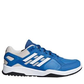 1fd7c0c73cf Tenis Adidas Adipure Trainer Masculino - Adidas Azul no Mercado ...