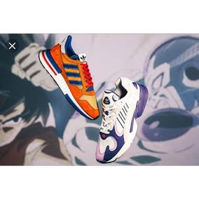 online store 58f1a c51b1 adidas Yung-1 - Dragon Ball Z - freezer - Hombre