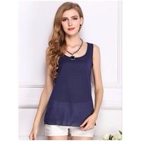 Blusa Camiseta Feminina Básica +brinde Surpresa aafcd055ef4