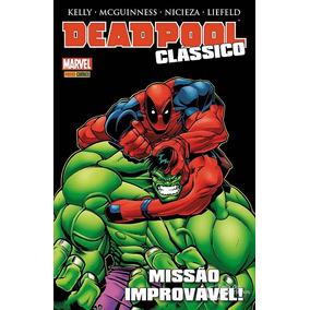Deadpool - Clássico - N. 02 - Rob Liefeld/fabian Nicieza