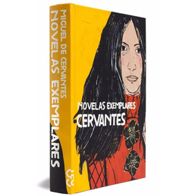 Livro (físico) Novelas Exemplares Da Cosac Naify Lacrado