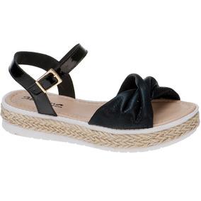 59aef0a47 Sandalia Anita Flatform Creme - Sapatos no Mercado Livre Brasil