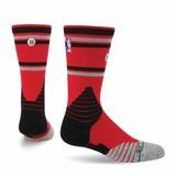 Calcetas Stance Nba Rojo/negro