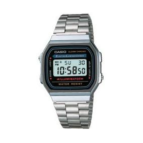 b94988bbfd4c Reloj Casio Retro Vintage Silver - Joyas y Relojes en Mercado Libre ...