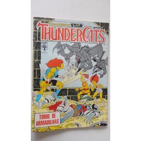 Quadrinhos Star Apresenta Thundercats Nº 17