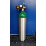 Balon De Oxigeno Portátil Con Manómetro De 1m3- J & X