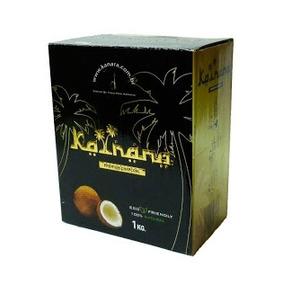 Carvão De Coco Premium Kanara 10kg P/ Narguile