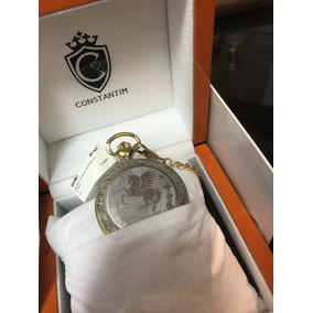 bd95446ac36 Relogio Constantim De Ouro 18k - Joias e Relógios no Mercado Livre ...