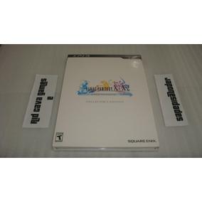 Final Fantasy X / X2 Hd Remaster Collector