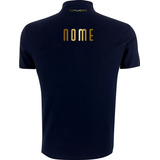Camisa Polo Torcedor Personalizada Palmeiras Com Nome