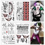 Tatuajes Temporales Joker En Mercado Libre Colombia