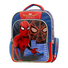 Mochila Primaria Spider-man Homecoming Marvel