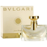 Perfume Importado Mujer Bulgari Pour Femme 100 Ml Edp