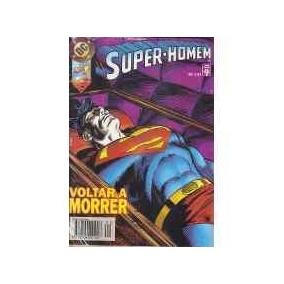 Super-homem_ Saga Voltar A Morrer Completa - 10 Edições