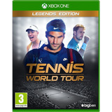Tennis World Tour Legends Edition Xbox One Offline No Código