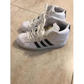 Zapatilla Adida Original Mujer Superstar Bota - Zapatillas de Mujer ... 5c000581db38b