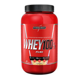 100% Whey (907g) Integral Medica - Chocolate