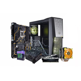 Computadora Pc Gamer Core I5 9na Gen 4gb Video M.2 128gb Tuf