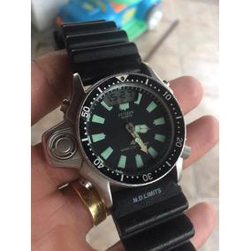 e67828b33ea Relogio Citizen Aqualand Dm - Joias e Relógios no Mercado Livre Brasil