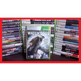 Watch Dogs Xbox 360 - Original - Pt. Frete R$ 12.