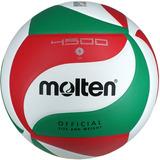 Balon Voleibol Molten 4500 Piel Sintetica Tricolor N.5