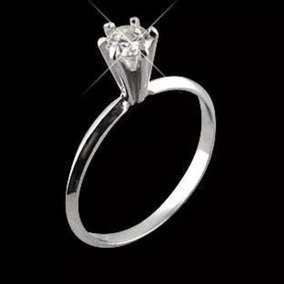 Anel Solitario Diamante 13 Pontos - Anéis com o melhor preço no ... aa5725a604