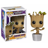 Funko Pop Dancing Groot 65 - Guardians Of The Galaxy
