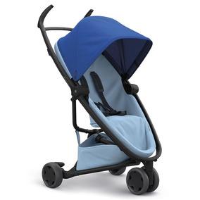 Carrinho De Bebê Quinny Zapp Flex - Azul