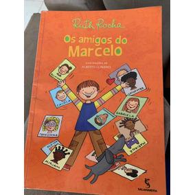 Livro Os Amigos De Marcelo