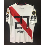 Camisa River Plate 18/19 Completa Campeão