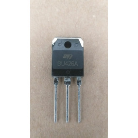 Bu426 Kit 10x Peças Transistor Promoção Envio Imediato