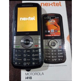 Motorola I418 Nextel