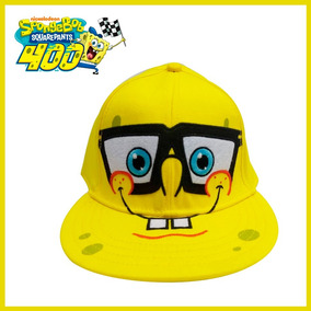 Gorra Bob Esponja Spongebob Nickelodeon Squarepants 4813814de6c