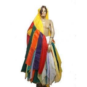Saia Cigana Roupas Santo/orixás Umbanda/candomblé