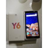 Huawei Y6 2018 Atu-lx3 Color Negro