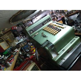 Máquina Registradora Antiga National